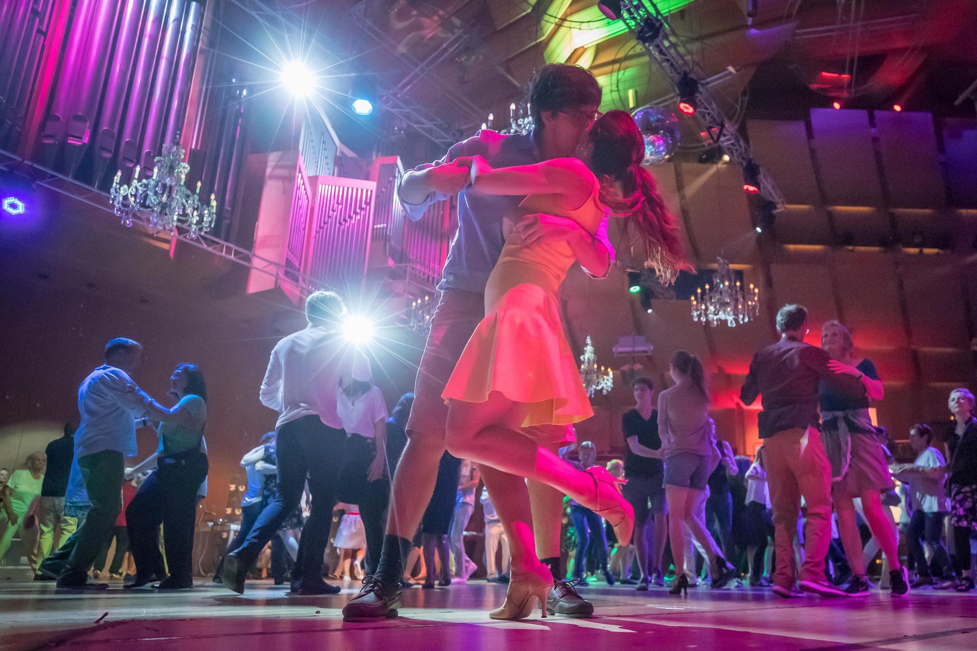 Foto Event Tanz den Gasteig