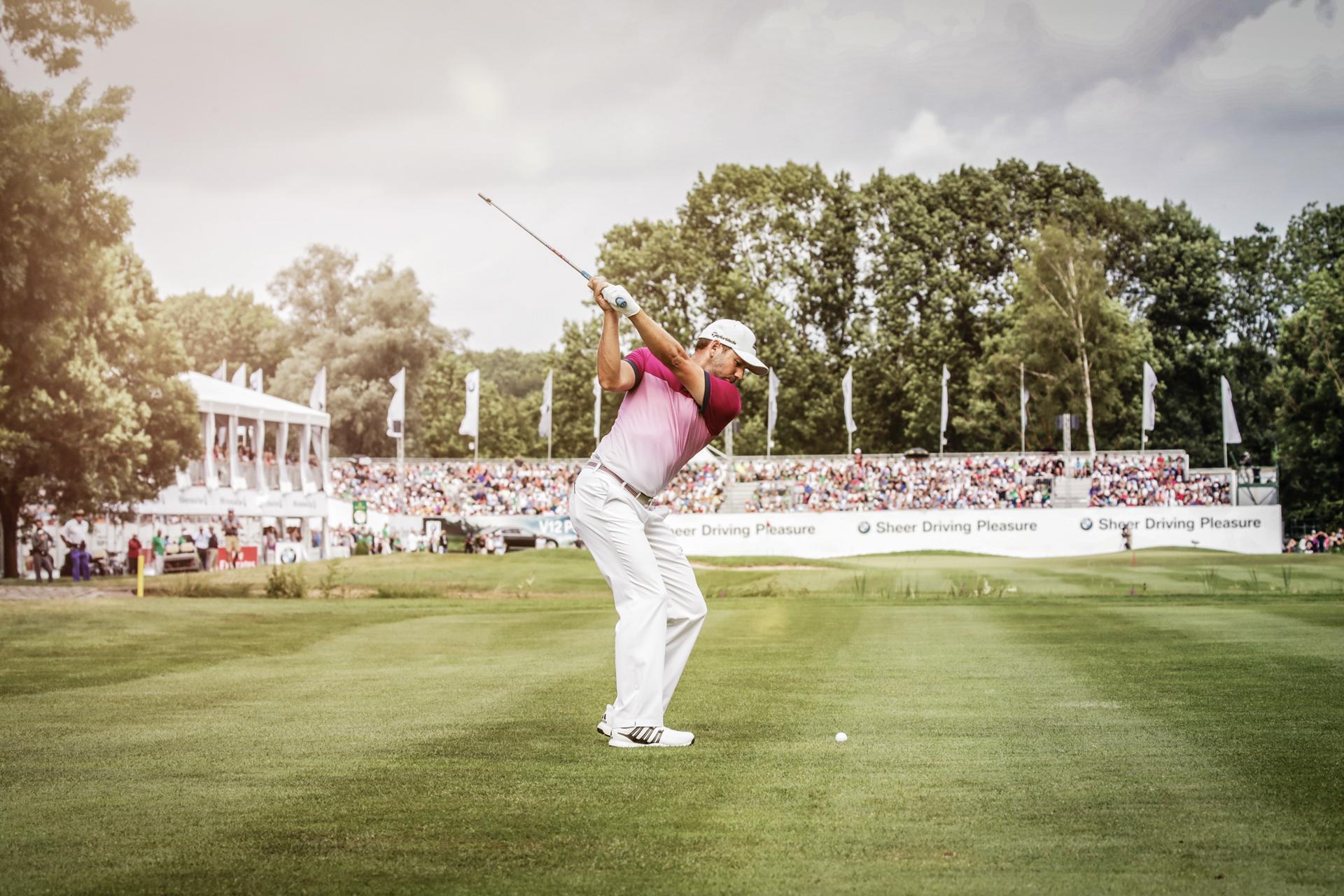 Golffoto Sergio Garcia